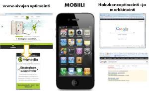 Mobiili optimointi ja www