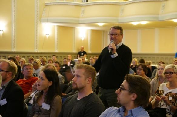 Myynti ja markkinointi verkossa seminaari